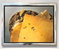 Tjalf Sparnaay in Museum Jan van der Togt: 'Delicious Paintings' Tjalf Sparnaay, Van, Paintings, Ethnic Recipes, Food, Paint, Painting Art, Essen, Meals