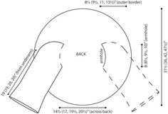 Circle jacket schema