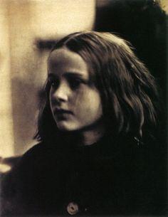 Julia Margaret Cameron - Annie my first success (29 gennaio 1864)