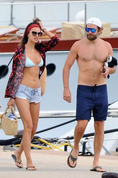 Irina Shayk And Bradley Cooper Out In Sardinia #Irina #Shayk #Bradley #Cooper #Out #Sardinia