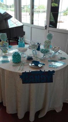Tavolo della confettata e dei dolci / candy table