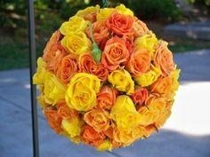 flower girl balls