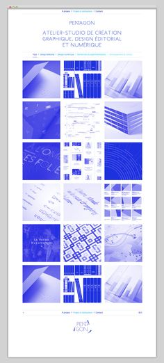 Creative Webdesign, Pentagon, Refined, Website, and Layout image ideas & inspiration on Designspiration Grid Website, Website Layout, Corporate Design, Design Creation, Tile Layout, Layout Design, Factory Design, Information Design, Poster Pictures