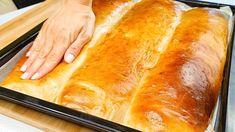 Z kysnutého už nepečiem, toto je jednotka: Fantastické RÝCHLE cesto na záviny – vyzerajú ako z cukrárne a tá vôňa v kuchyni sa nedá opísať! Bakers Yeast, Bread Rolls, Sweet Bread, Bread Baking, Baked Goods, Dessert Recipes, Cooking Recipes, Homemade, Breakfast