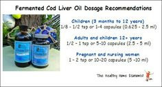 Why your entire family needs Fermented Cod Liver Oil plus video on dosage recommendations