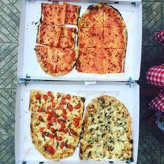 Estate chiama pizza.