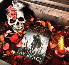 Photo and animation by me. From the fantastic Mark Lawrence himself (Signed!!! Thank you!!!)  #books #bookshelf #bookshelves #booklovers #bookstagram #bookreview #review #bookblog #bookblogger #blogger #reviewing #fantasy #fiction #grimdark #skull Prince Of Fools, Book Photography, Book Nerd, Bibliophile, Bookstagram, Book Lovers, Books To Read, Fantasy Fiction, Animation