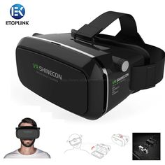 Find More 3D Glasses/ Virtual Reality Glasses Information about VR Shinecon 3D VR Glasses Universal 3D Game Video Glasses Virtual Reality Google Cardboard Free Controller For iPhone Smartphone,High Quality control data,China control contactor Suppliers, Cheap control rodents from Guangzhou Etoplink Co., Ltd on Aliexpress.com