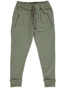 KIDSCASE Woody green sweatpants