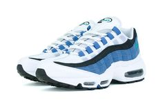 c069bd3414c nike-air-max-95-blue-slate Nike Running Shoes Women