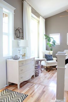 Choosing the right gray paint can be a little overwhelming because there are so many different variations. Melissa Michaels of The Inspired Room offers some practical advice on painting and decorating with this versatile color.