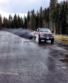 Rollin coal with Kane Powell!