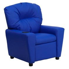 Flash Furniture Contemporary Kids Recliner - Walmart.com