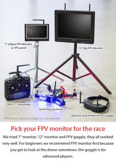 Did you sharpen your sword for the battle? http://www.helipal.com/storm-racing-drone-rtf-type-a.html #QAV250