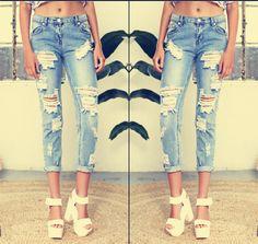 Urban Rip Stylish Denim Jeans