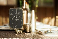Glitter and Gold Styled Shoot With Opulent Florals