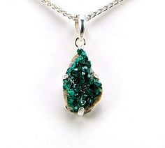 Dioptase jewelry dioptase jewelry on the way jewelry superb rare emerald green dioptase silver necklace n672 aloadofball Gallery