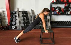 5 Metabolism-Revving Moves That Won't Hurt Your Knees: http://www.prevention.com/fitness/5-metabolism-revving-moves-that-wont-hurt-your-knees