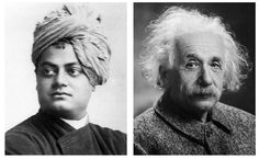 Vivekananda spoke about the interchangeability of matter and energy 10 years before Einstein published his papers.