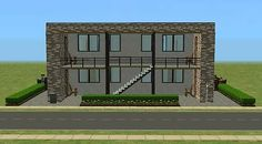 An appropriate dorm for a sim with wealthy parents?