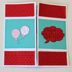 CTMH Craftings: Everything ABCs Blog Hop- N - this is an awesome never ending folding card.