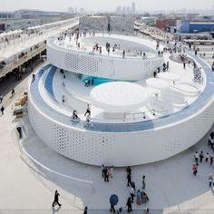 Denmark Pavilion - Shanghai Expo 2010 - Exterior