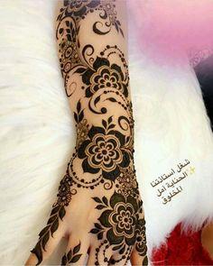 No photo description available. Kashee's Mehndi Designs, Arabic Henna Designs, Mehndi Design Pictures, Bridal Henna Designs, Mehndi Designs For Hands, Henna Tattoo Designs, Mehndi Images, Henna Tattoos, Art Designs