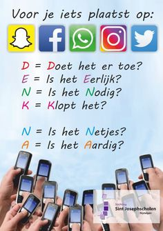 Poster online omgangsvormen School Hacks, School Projects, Primary School, Elementary Schools, Positive Behavior Support, Coaching, Best Teacher Ever, Social Media Training, 21st Century Skills