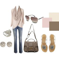 Smoky Chic, created by sarahlizbentley on Polyvore