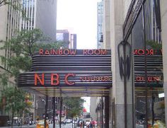 NBC Studio Tours, a top thing to do in New York City with teens. Photo ©  Teresa Plowright.