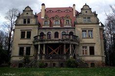 Villa Princess Daisy, Walbrzych, Lower Silesia, Poland.
