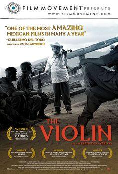 The Violin di Francisco Vargas.  Un film di puro racconto, l'esordio nel lungometraggio di un regista che desidera intrattenere con una vicenda esemplare. GUARDA su http://www.mymovies.it/film/2005/theviolin/live/