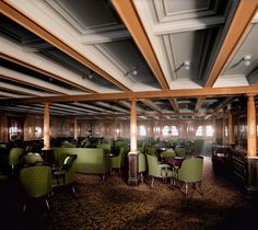 Life moves pretty fast: Színes fotók a Titanicról/Titanic in color