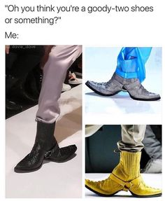 Happy NY Fashion Week! Can't wait to see what's in store for coming season! . . . . . . #regram @davie_dave #shoes #fashion #fashionmemes #meme #instashoes #simonsshoes #funny