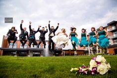 Mariage cortège - La Cache à Maxime - Chantal Goulet Photographe