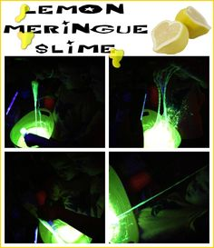 Lemon Meringue Slime | Epic Childhood