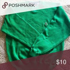 Green men's Tommy Hilfinger sweater in medium Beautiful men's sweater in green by Tommy Hilfinger in size medium. Tommy Hilfiger Sweaters