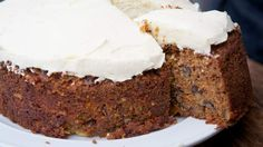 Best carrot cake recipe and 2 others.