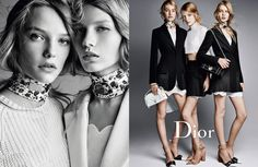 God Save the Queen and all: Raf Simons x Dior SS16, La despedida... #rafsimons #dior #ss16 #campaign