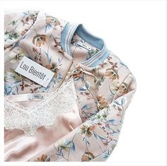 From couple of seasons now, bomber jacket is total must have. We are sure that with this one you can forget about the blazer. Pink Summer, Custom Made, Must Haves, Cotton Fabric, Forget, Floral Prints, Bomber Jacket, Seasons, Blazer