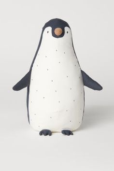 Toy for sale. Soft Toy - Dark gray/penguin - Home All Softies, Plushies, Tilda Toy, Sewing Stuffed Animals, Stuffed Toys, Fabric Toys, Creation Couture, Sewing Toys, Diy Toys