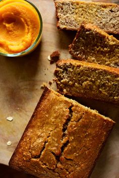 Butternut Squash Banana Bread | 23 Gluten-Free Versions Of Your Favorite Fall Treats
