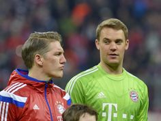 Kap, we have game to play, don't be grumpy too soon! #FCBEBS #DFBpokal #04.03.15