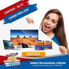 FIRE Mídia - Google+ https://www.facebook.com/TintasUnisul/photos/a.118281045023739.1073741828.117848831733627/588764654642040/?type=3&theater  (13) 3235-1890 / (12) 3883-6141 - SORTEIO 19/11/2016 #suvinil #tintasunisul #maratonadepremios #pintor #santos #caraguatatuba