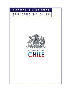 Manual de normas graficas Gobierno de Chile