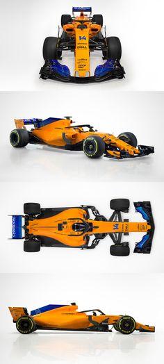 Latest news and insight from McLaren Racing. Team and driver updates, videos and McLaren Formula 1 LIVE commentary. Mclaren Sports Car, Mclaren Cars, Mclaren Formula 1, Formula 1 Car, Gp F1, Car Paint Jobs, F1 2017, Weird Cars, Karting