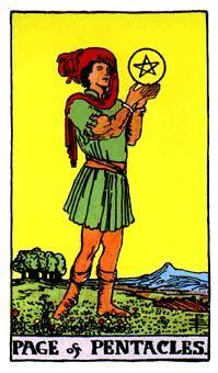 11 de Oros, Significado de las cartas del Tarot