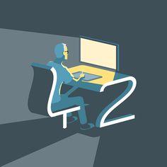 42 | Illustration for my birthday | Victor Cavazzoni