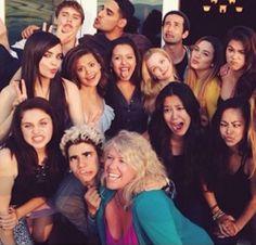 The Descendants Disney Cast