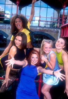 Spice Girls (flashback!)